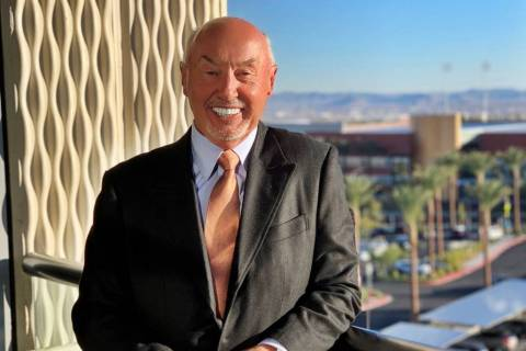 Kevin Orrock, president of Summerlin
