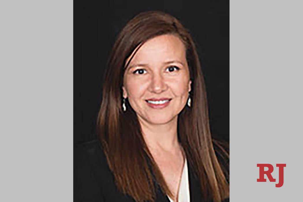 Regional Superintendent Karla Loria (CCSD)