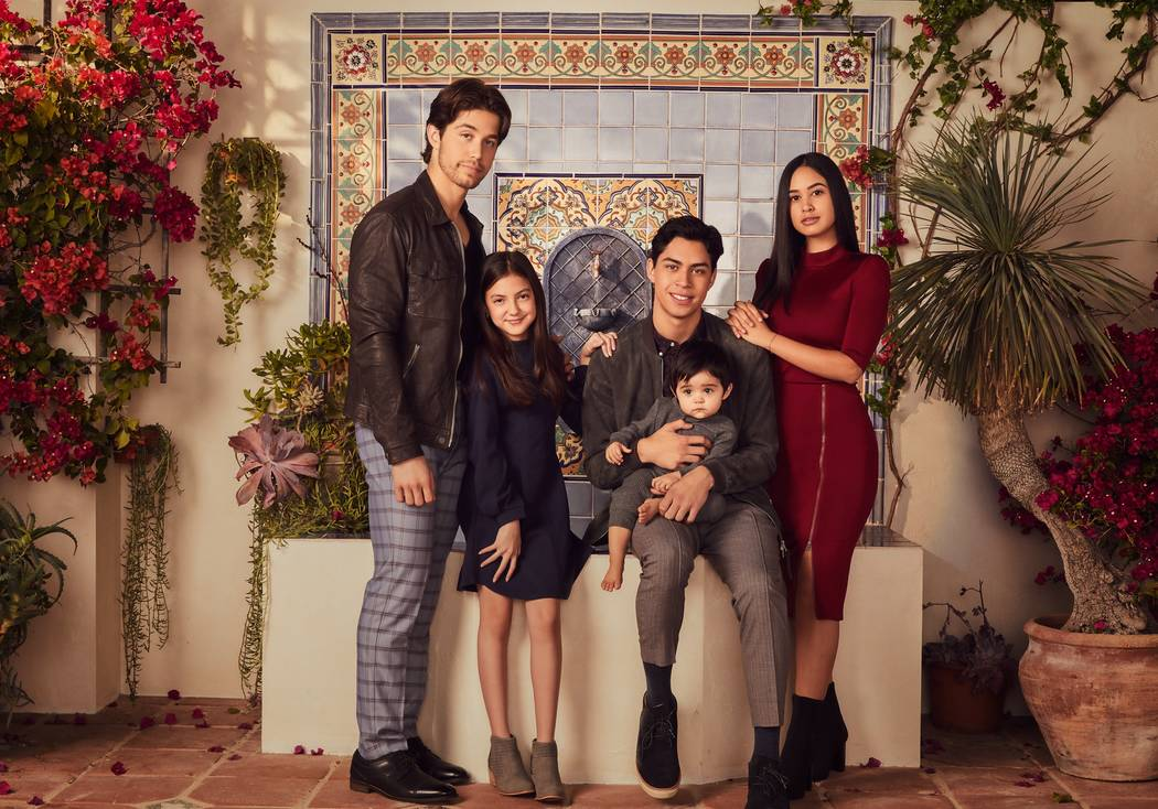 """PARTY OF FIVE - Freeform's """"Party of Five"""" stars Brandon Larracuente as Emilio Acosta ..."""