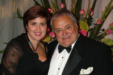 Diana and Georges LaForge (Diana LaForge)