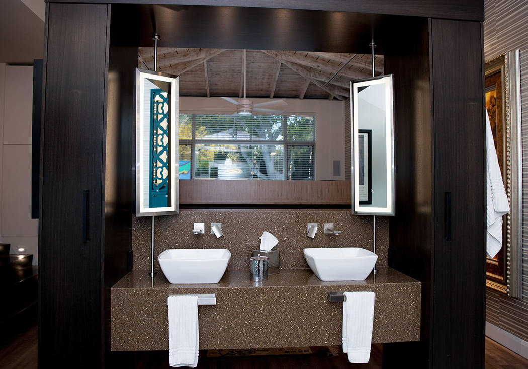 The master bath. (Tonya Harvey Real Estate Millions)