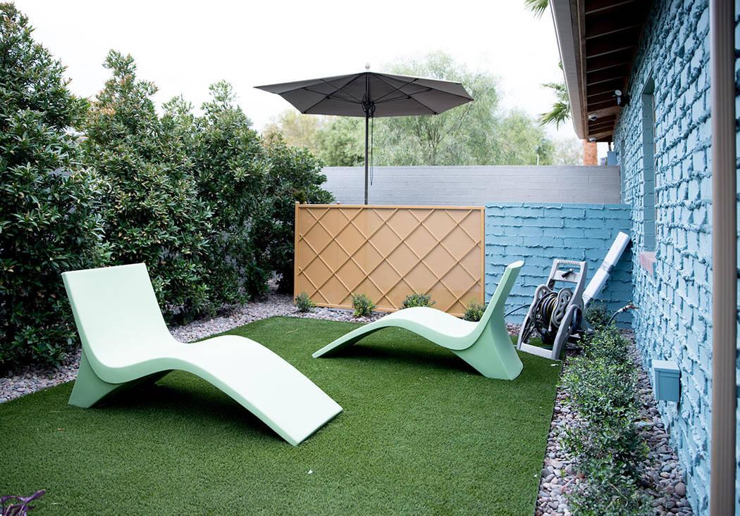 A sitting area. (Tonya Harvey Real Estate Millions)