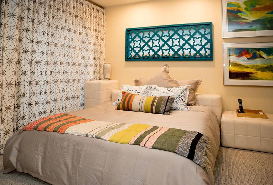 The guest room. (Tonya Harvey Real Estate Millions)
