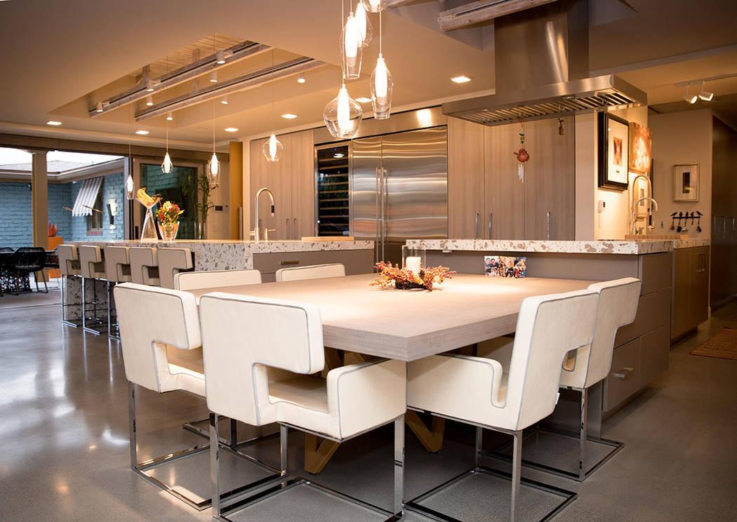 NOW: The kitchen. (Tonya Harvey Real Estate Millions)