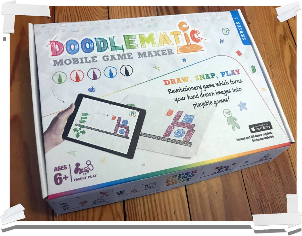 Doodlematic Mobile Game Maker (doodlematic.com)