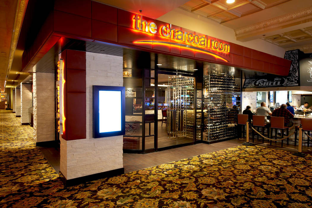 The Charcoal Room at Palace Station and Santa Fe Station features $9 social snacks from 5 to 6: ...