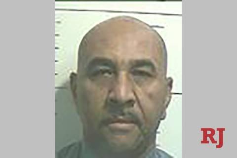 Pedro Meija (Nevada Department of Corrections)