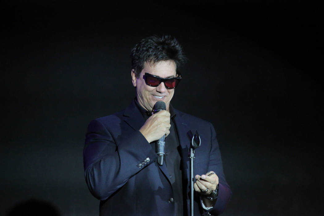 Gordie Brown's celebrity impressions transfer well to a new comedy venue at Planet Hollywood (C ...