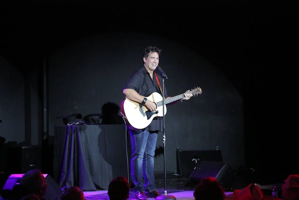 Master impressionist Gordie Brown headlines in his own show at the Sin City Theater in Planet H ...