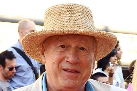 FILE - In this Oct. 2, 2011 file photo, Monty Python collaborator and Rutles singer Neil Innes ...