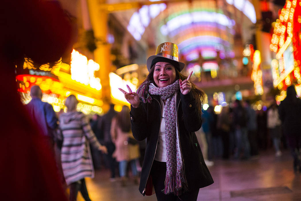 New Year's Eve Dec. 31, 2019, should see close to perfect weather, according to the National We ...