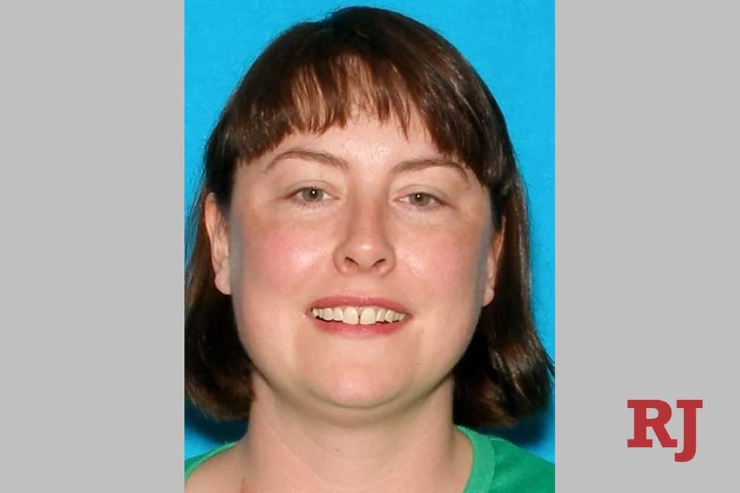 Jennifer Simms (North Las Vegas Police Department)