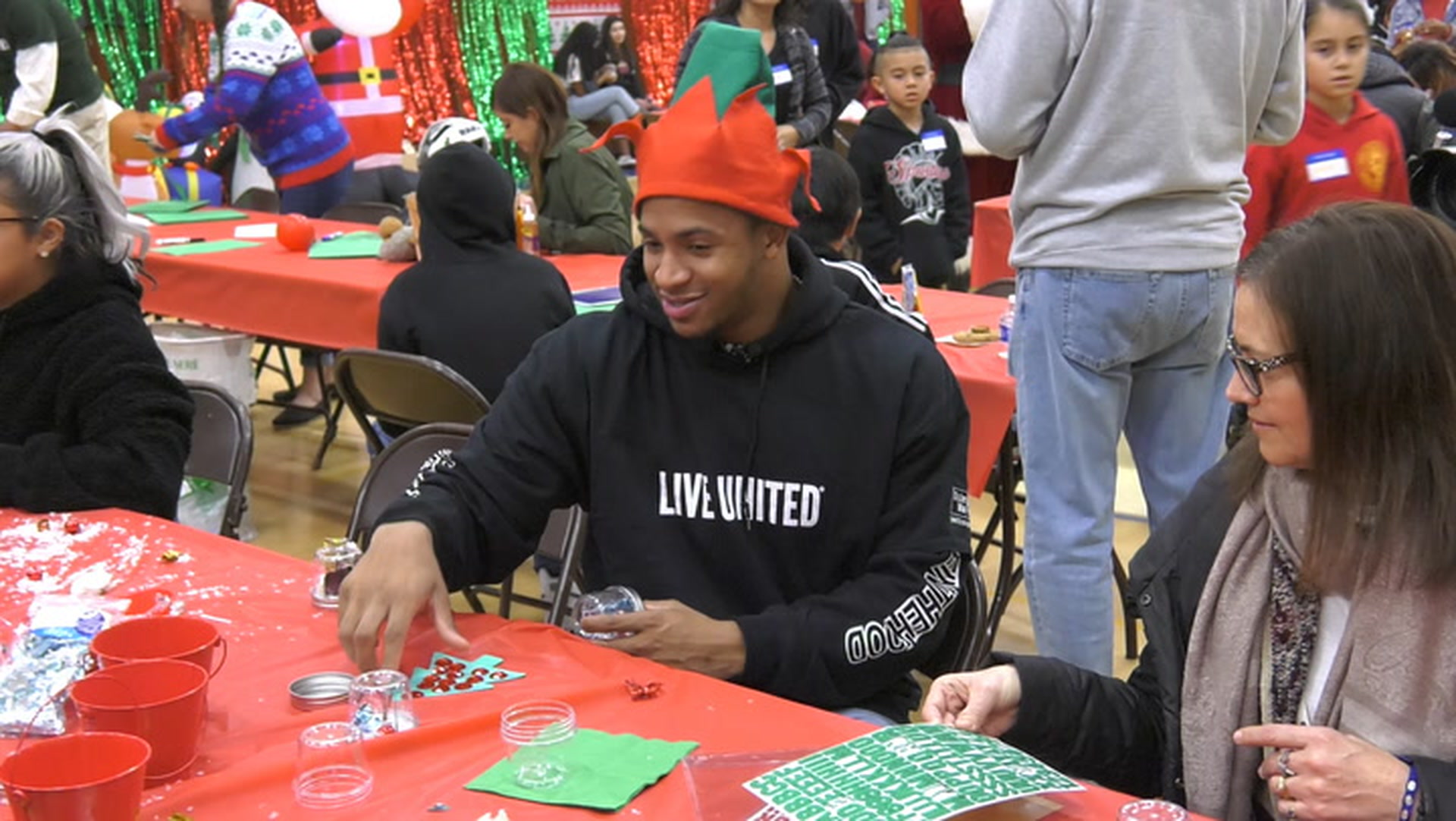 Johnathan Abram partners with United Way Bay Area...