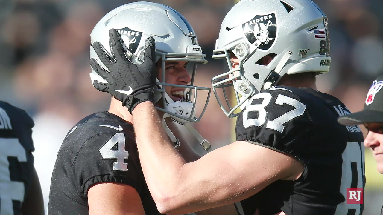 Raiders aim to win last home game in...