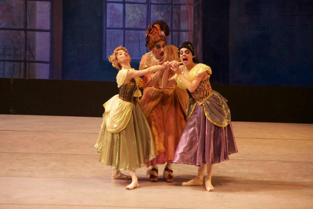 "Russian National Ballet ""Cinderella"" (Alexander Daev)"