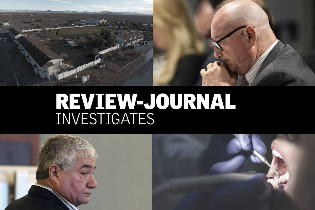Nevada investigative stories from the Evaluate-Journal in 2019 thumbnail