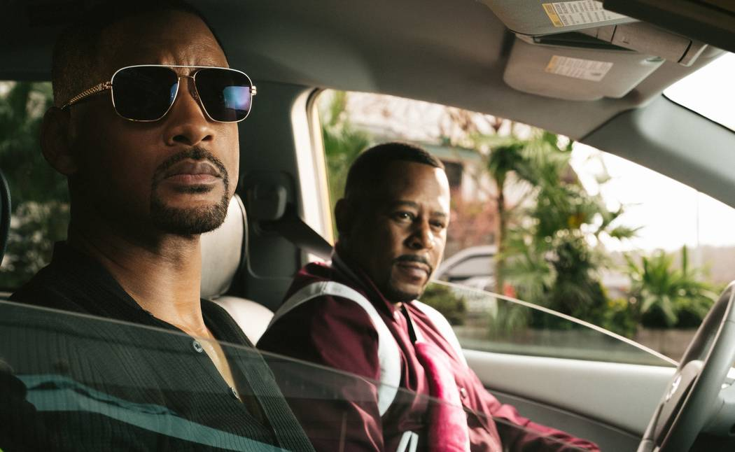 """Will Smith and Martin Lawrence star in Columbia Pictures' """"Bad Boys for Life."""" (Ben Rothstein)"""