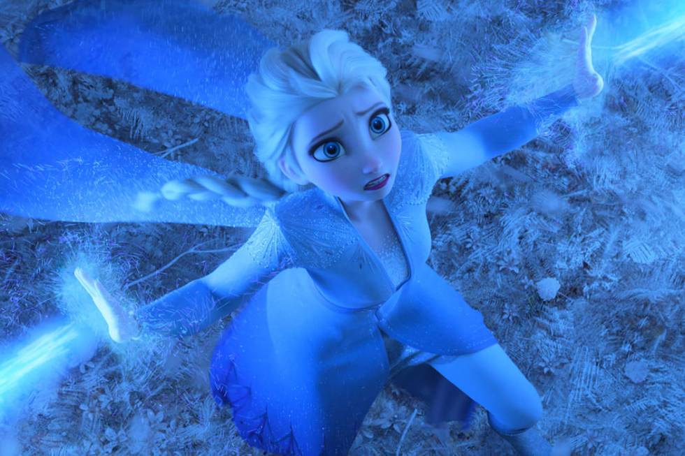 Magical and larger than life, Elsa is the perfect mythic character—but she can't help but w ...
