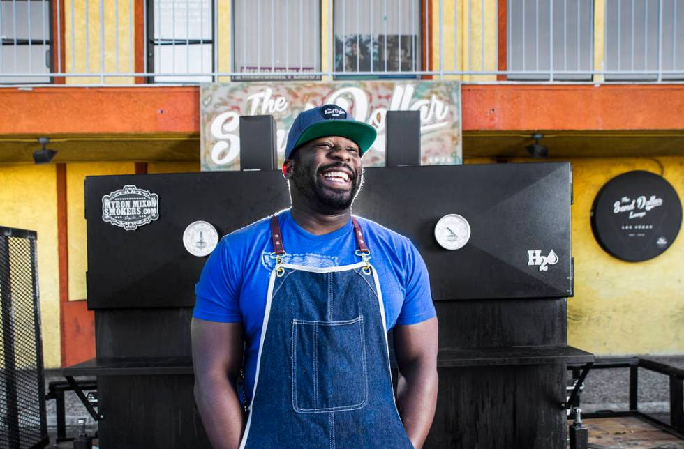 Gene Samuel will be hosting Black Tiger BBQ Beast Feast Volume III outside Sand Dollar Lounge o ...