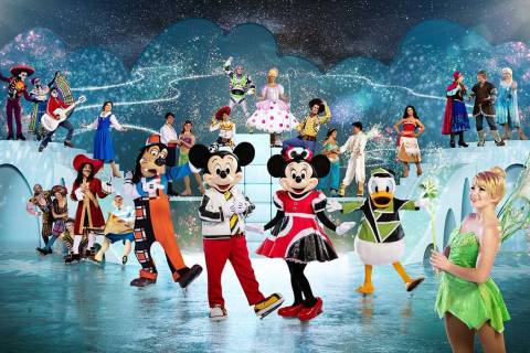 """Disney On Ice presents Mickey's Search Party"" (Feld Entertainment)"
