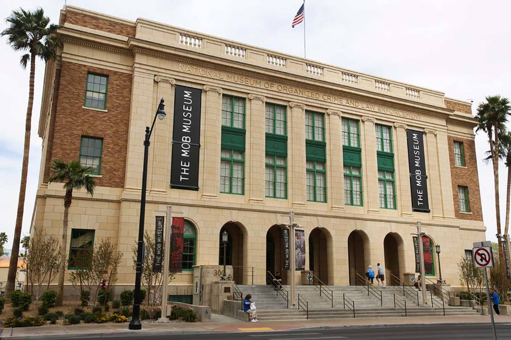 "The Mob Museum will offer ""Bootlegger Boogie: Prohibition Dance Instruction"" from 7:30 to 8 ..."