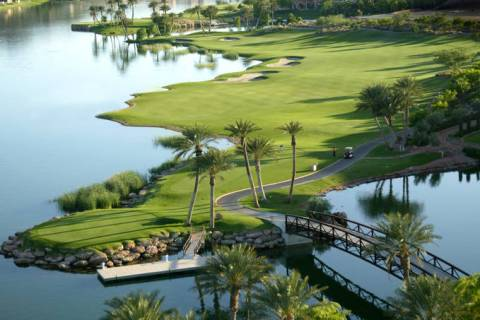 Reflection Bay Golf Club in Lake Las Vegas was the Gold Winner in the Best of Las Vegas awards. ...