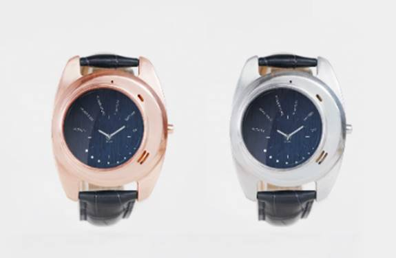 Time-C can be worn as a bracelet, pendant or keychain to track environmental pollution, luminos ...