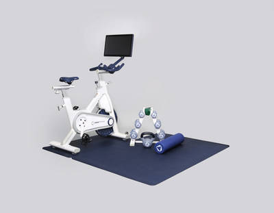 MYXfitness offers in-home fitness equipment and on-demand digital classes. (MYXfitness)