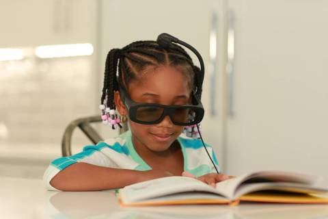 Smart glasses (Narbis)