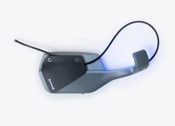 Instabeat is billed as the first smart monitor to mount on any swimming goggles and give swimme ...
