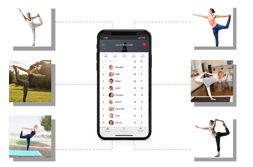 YogiFi is a smart virtual yoga instructor comprised of an intelligent yoga mat and companion ap ...