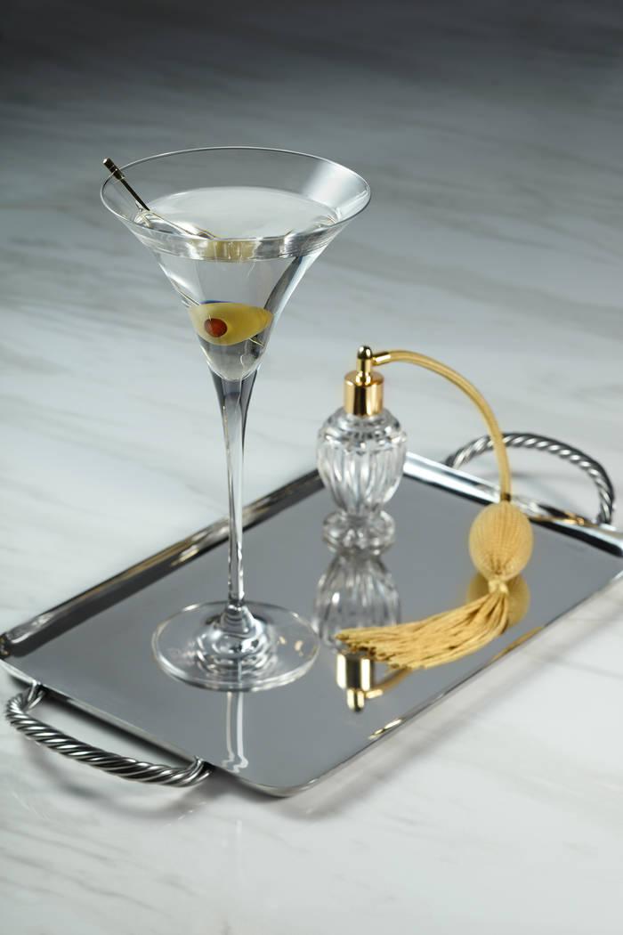 Bellagio-Mayfair Supper Club Martini Cocktail (MGM Resorts International)