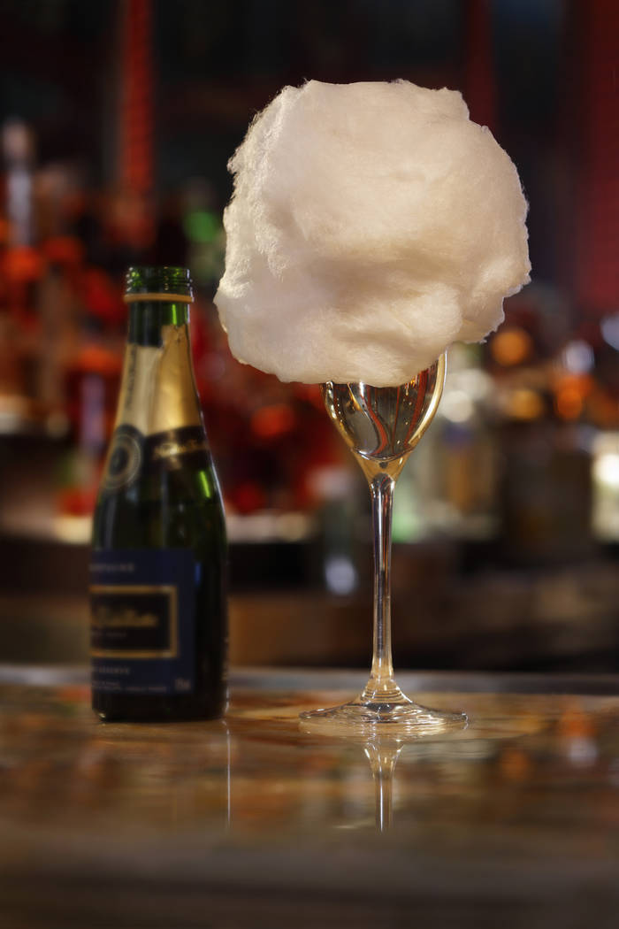 Bellagio-Mayfair Supper Club Champagne Cocktail (MGM Resorts International)