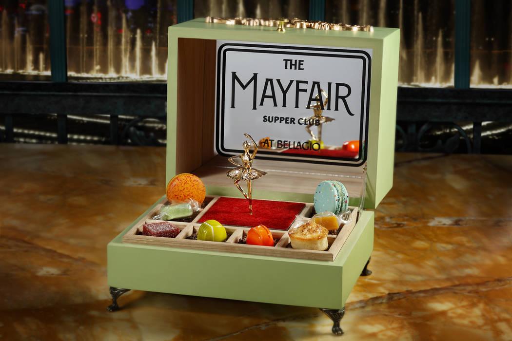 Bellagio-Mayfair Supper Club Music Box (MGM Resorts International)