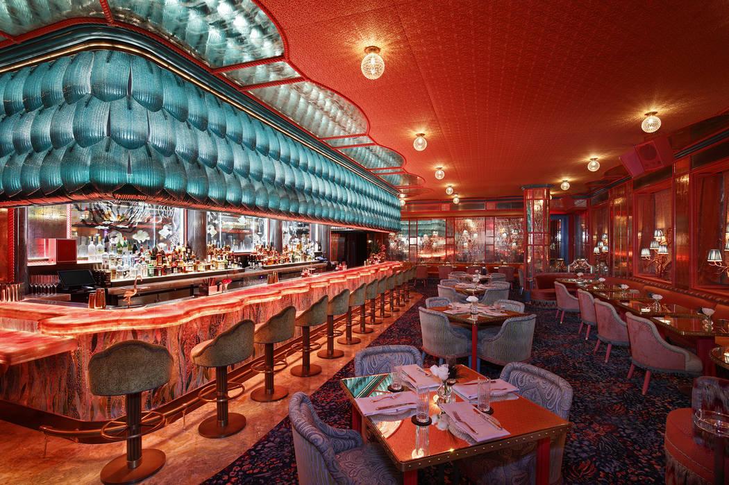 Mayfair Supper Club Bar and Lounge (MGM Resorts International)