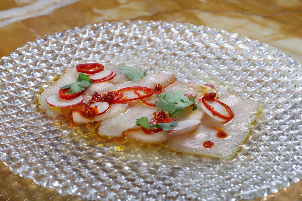 Bellagio-Mayfair Supper Club Hamachi (MGM Resorts International)