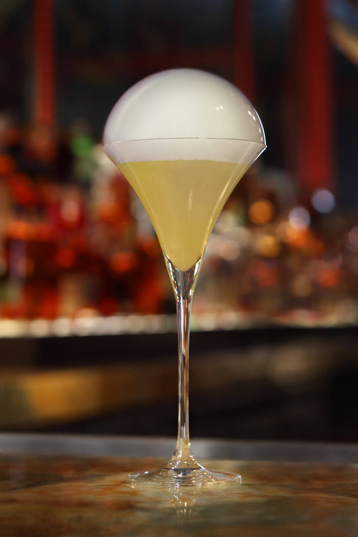 Bellagio-Mayfair Supper Club Lemon Drop (MGM Resorts International)