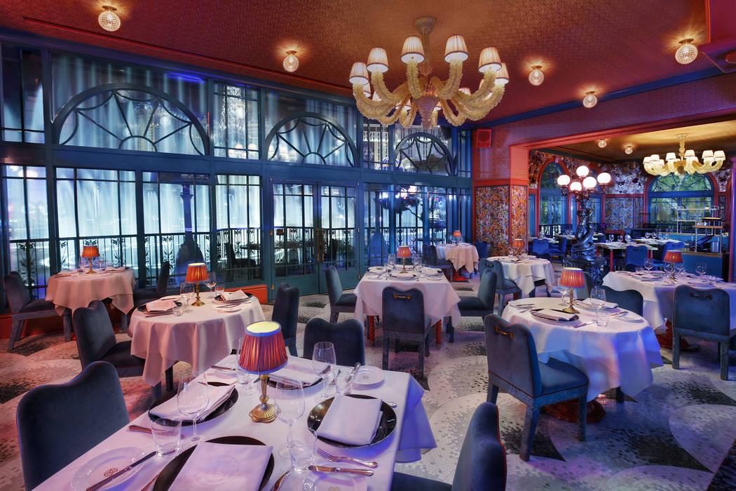 Mayfair Supper Club Patio (MGM Resorts International)