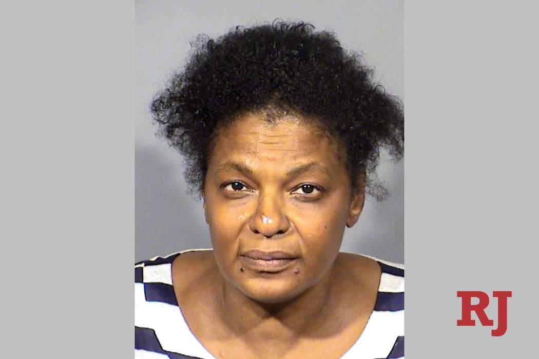 Marsha Stewart Byrd (Las Vegas Metropolitan Police Department)