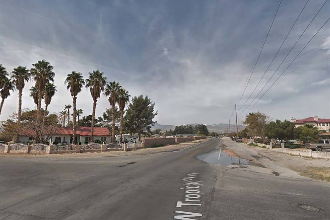 Tropical Parkway and Torrey Pines Drive (Google Street View)