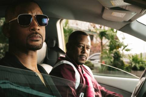 "Will Smith and Martin Lawrence star in Columbia Pictures' ""Bad Boys for Life."" (Sony Pictures)"