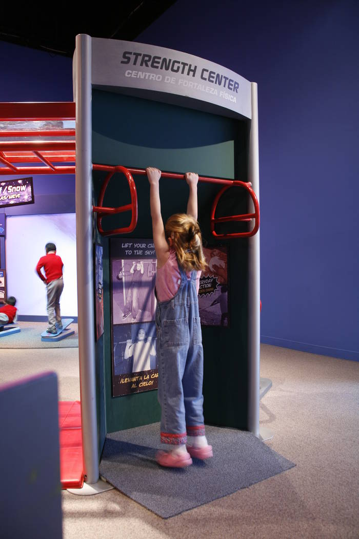 """""""Run! Jump! Fly! — Adventures in Action,"""" opens Saturday at Discovery Children's Museum ..."""