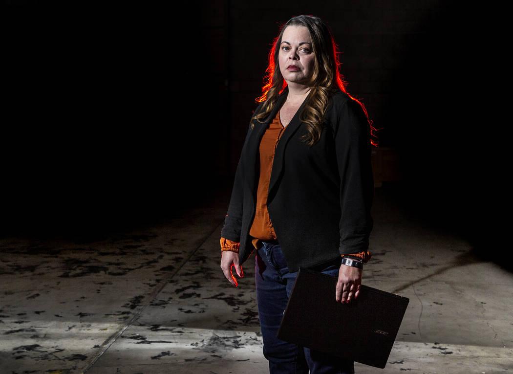 "Las Vegas resident Deanna Thompson stars in the Netflix documentary series ""Don't F**K wit ..."