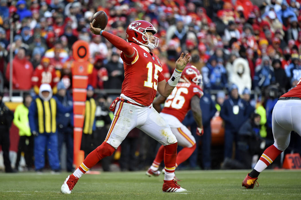 Super Bowl comes down to Patrick Mahomes, 49ers...