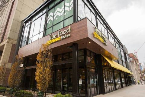 Phoenix-based True Food Kitchen has announced that it will open a second Southern Nevada locati ...