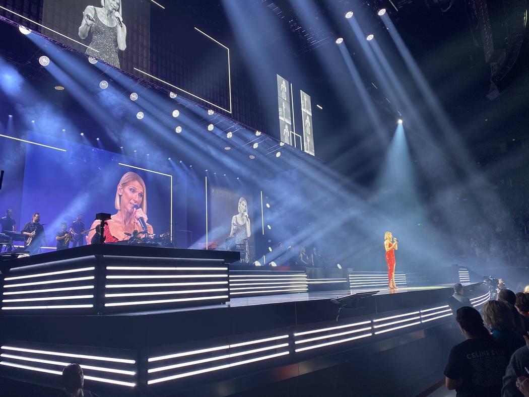 celine dion concert 2020