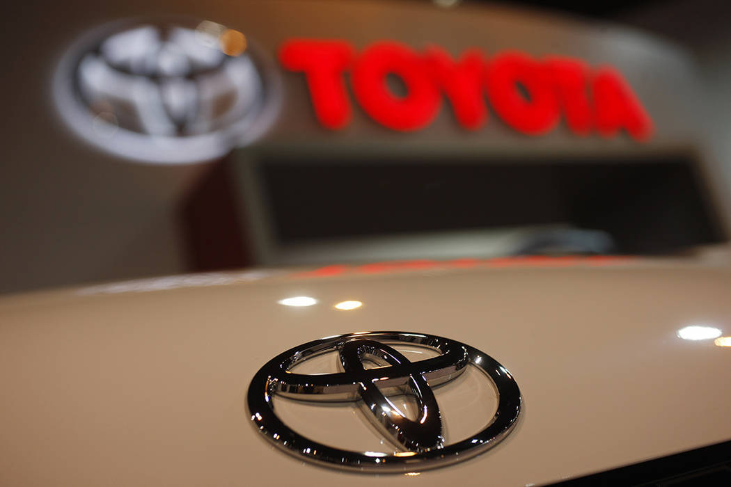 Toyota is recalling nearly 700,000 vehicles in the U.S. because the fuel pumps can fail and cau ...