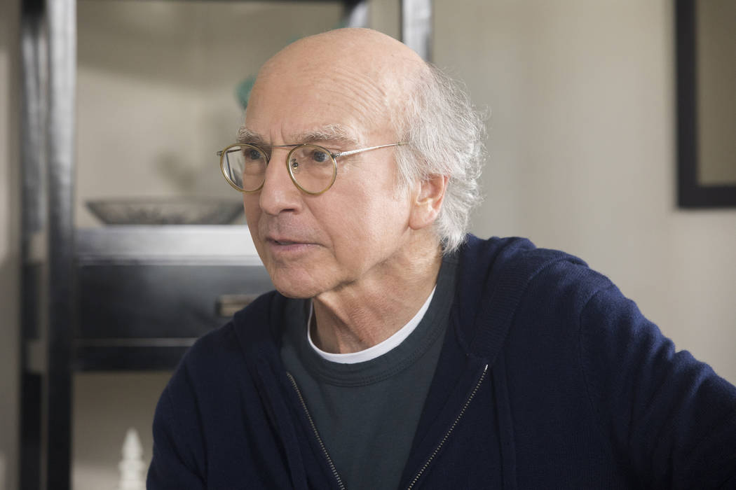 """""""Curb Your Enthusiasm"""" (10:30 p.m. Sunday, HBO) with Larry David is kicking off its 10th se ..."""