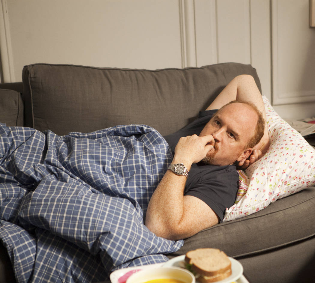 LOUIE: Episode 1: Something Is Wrong (Airs June 28, 10:30 pm e/p). Pictured: Louis C.K. CR: FX