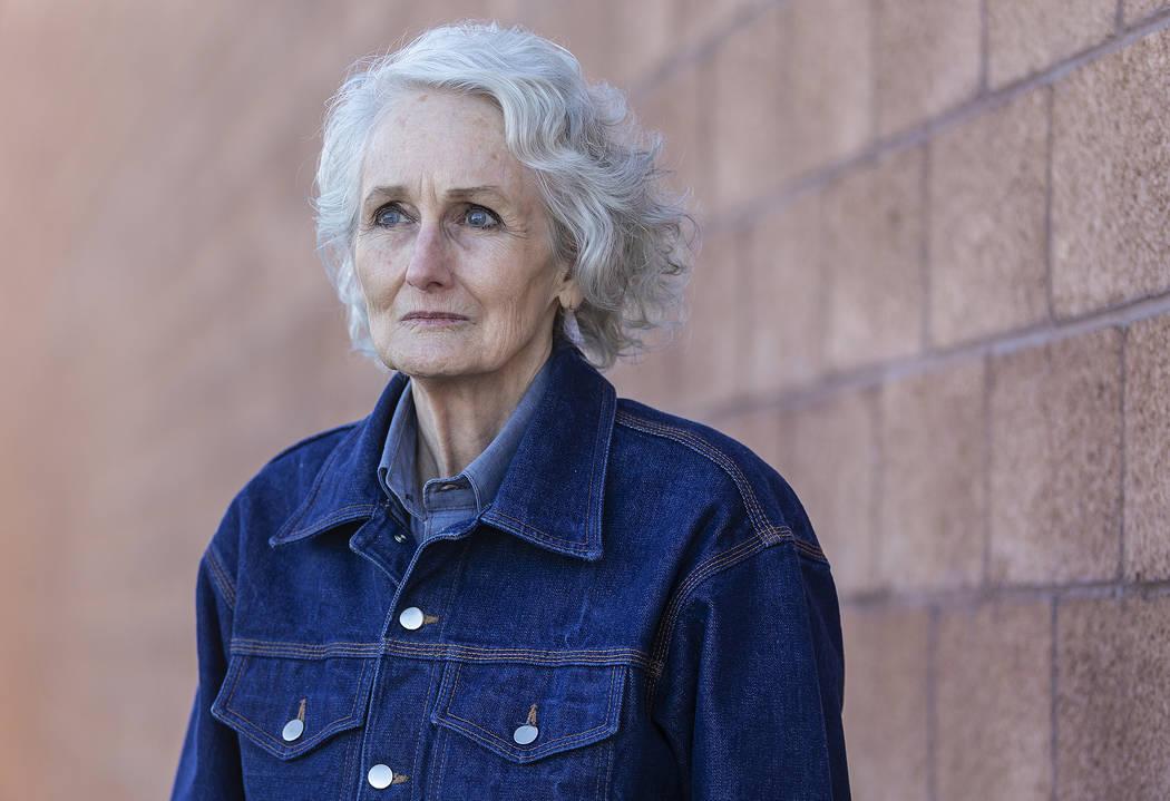 Margaret Rudin. (Benjamin Hager/Las Vegas Review-Journal)